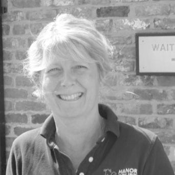Sharron Penney, manor Court Veterinary Centre
